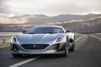 Rimac Unveils the Production Version of Its Concept_One