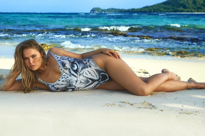 Ronda Rousey, Ashley Graham & Hailey Clauson Are the 2016 'Sports Illustrated Swimsuit Issue' Cover Models