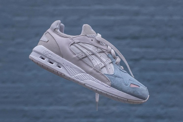 "Ronnie Fieg x ASICS Unveil Their Latest Sneaker, The ""Sterling"" GT-Cool Express"