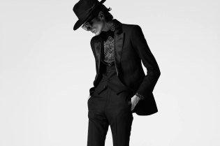 Saint Laurent 2016 Fall-Winter Collection