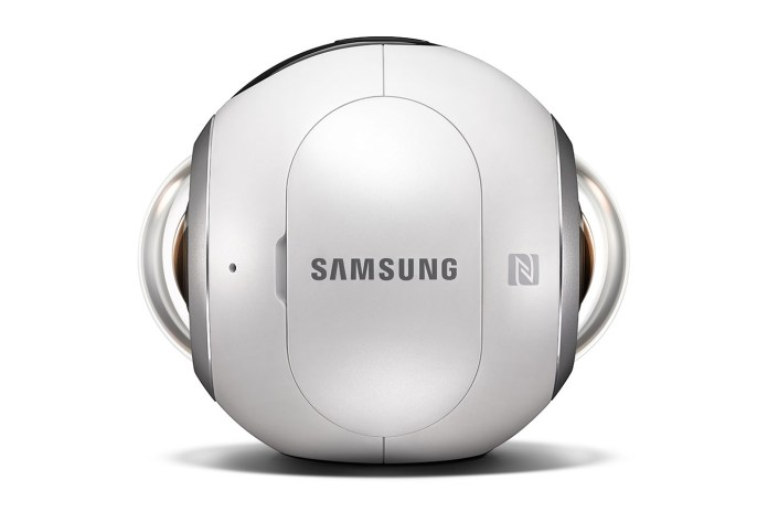 Samsung's Gear 360 Lets Anyone Shoot 360-Degree Video