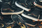 "SBTG x COVER by CROSSOVER Customizes the Vans Old Skool & Sk8-Hi For ""Anarchy and Chaos"" Collection"