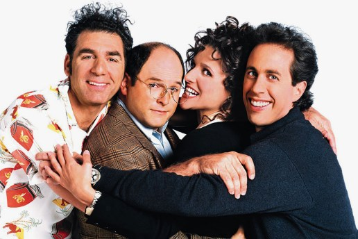 A 'Seinfeld Reunion' Popped up on Facebook Thanks to Topher Grace