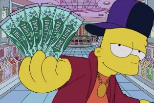 """'The Simpsons' Spoof Drake's """"Started From the Bottom"""""""