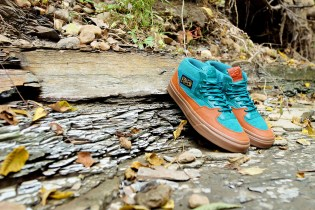 "Sole Classics x Vault by Vans Half Cab LX ""10 Seasons"""