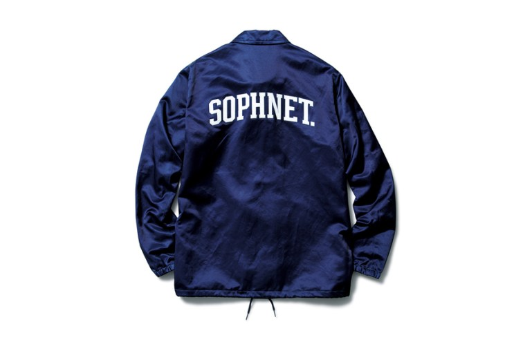 SOPHNET.'s Coach Blouson Is Perfect For Your Next Tailgate