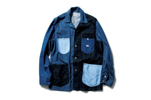 SOPHNET. Teams up With Lee for a Special Color Mix Loco Jacket