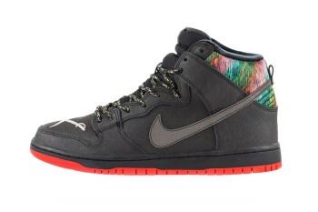 "SPOT x Nike SB Dunk High ""Gasparilla"""