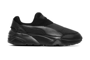 Stampd & PUMA Drop New Versions of the Trinomic Sock