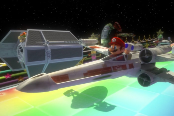 Ever Wondered What a 'Star Wars' x 'Mario Kart' Mashup Would Look Like?