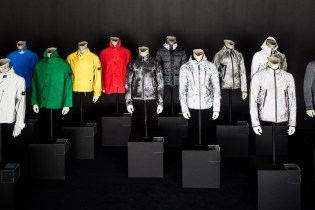 Stone Island Opens LA Store with a Special Reflective Research Exhibition