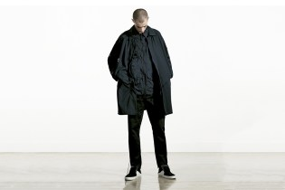 "Stone Island Shadow Project 2016 Spring/Summer ""6419"" Lookbook"