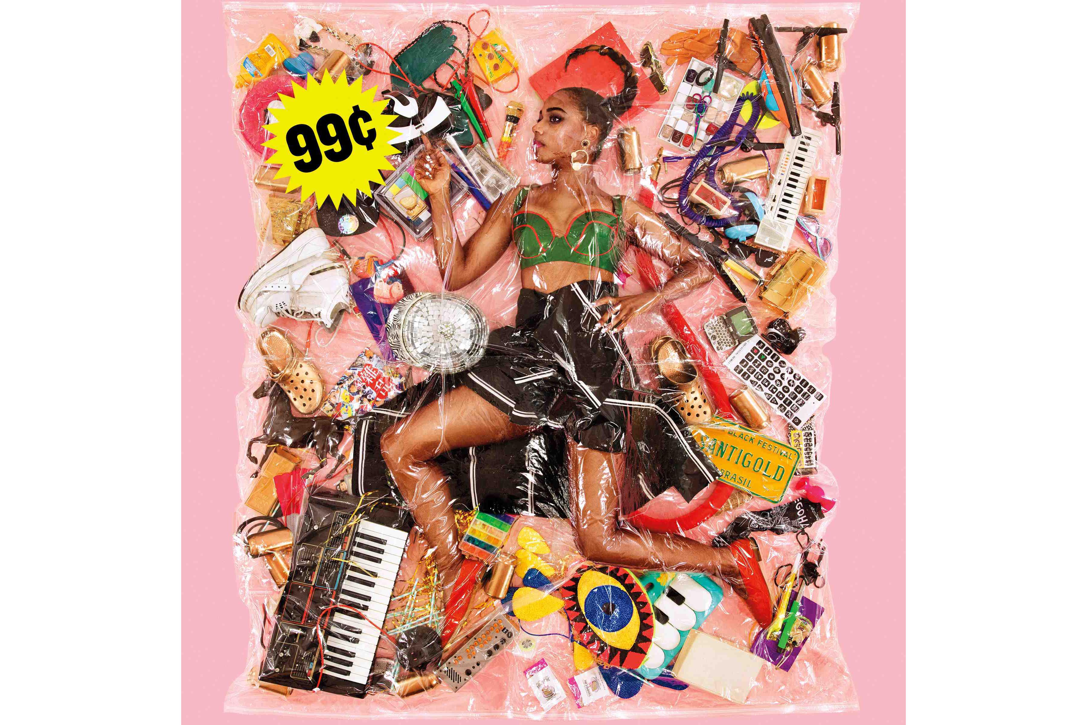 Stream Santigold's New Album '99¢'