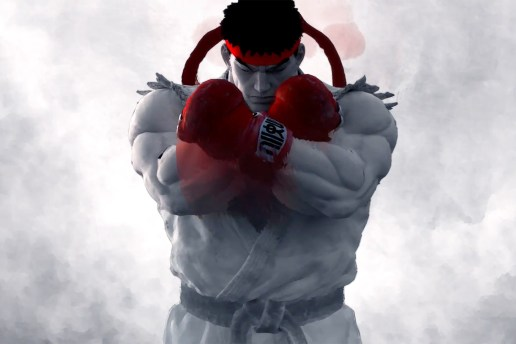 A Lengthy Cinematic Look at 'Street Fighter V'