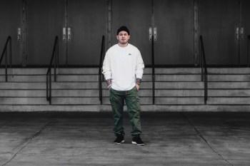 Streetsnaps: Joshua Vides of CLSC at Agenda Las Vegas