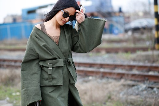 Streetsnaps: Milan Women's Fashion Week