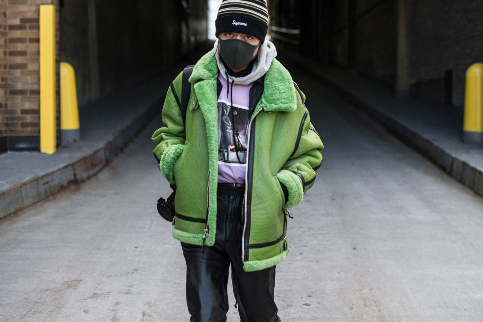 Streetsnaps: New York Fashion Week February 2016