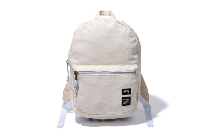 Herschel Supply Co. for Stussy 2016 Spring Collection