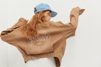 Stussy Women Releases 2016 Spring/Summer Collection