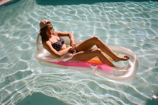 Stussy Women 2016 Spring/Summer Lookbook Shot by Viktor Vauthier