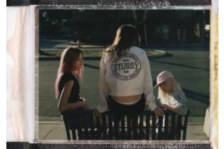 Stussy Women 2016 Spring/Summer Polaroids by Viktor Vauthier