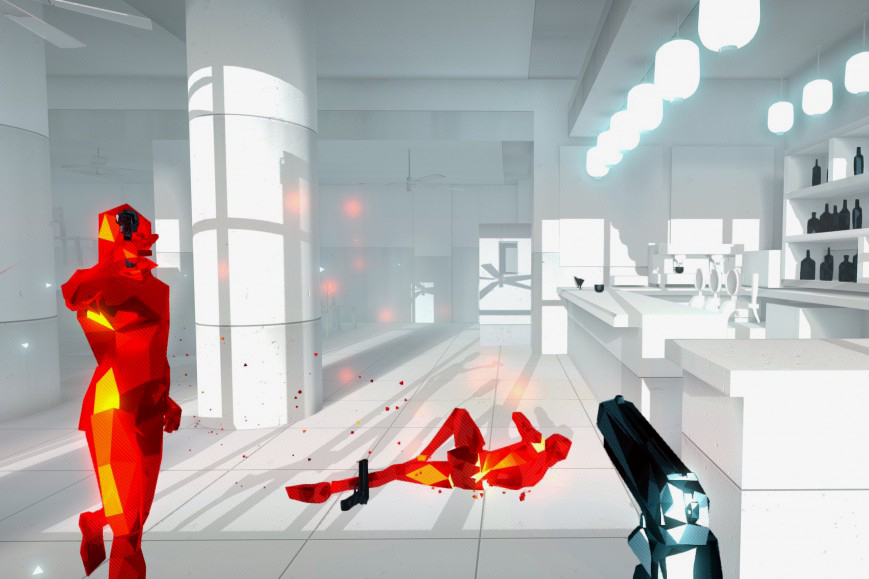 'SUPERHOT' Is the 'Matrix'-Like Game We Deserved All Along