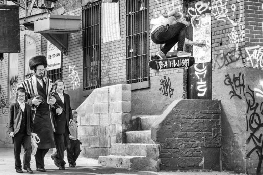 "SUPRA Shreds the Concrete Jungle for Its ""Residency in NYC"" Video"