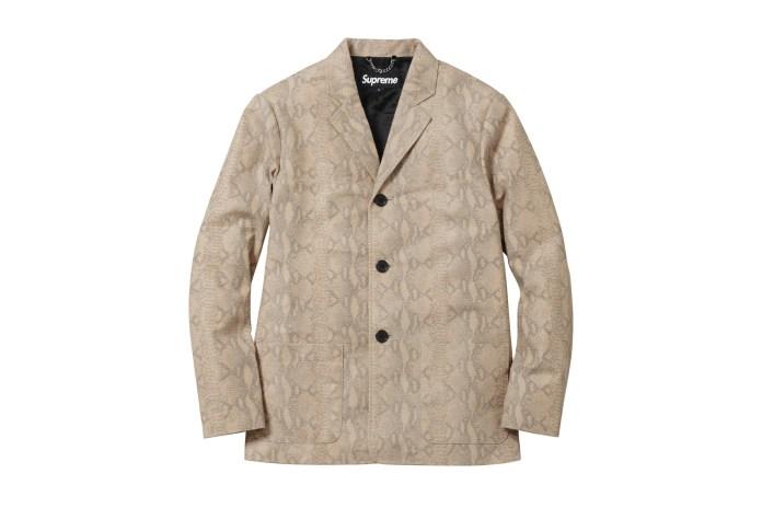 Supreme 2016 Spring/Summer Outerwear