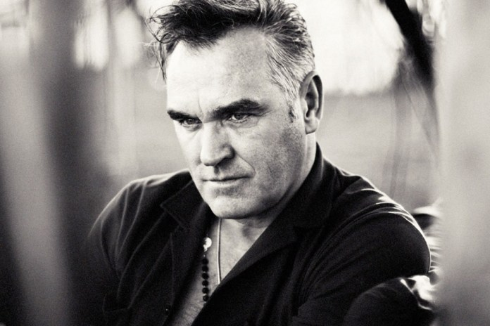 Is Morrissey the Subject of Supreme's Next Celebrity Collaboration?