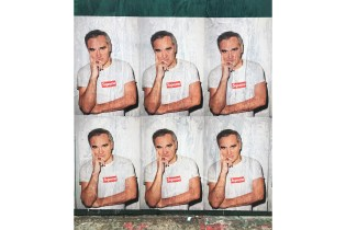 The Story and Conflict Behind Supreme's Upcoming Campaign with Morrissey