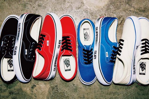 Supreme x Vans Motion Logo Era and More from the Latest Issue of 'PRODISM'