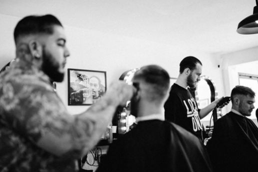 The Hundreds Pay a Visit to Frank's Chop Shop