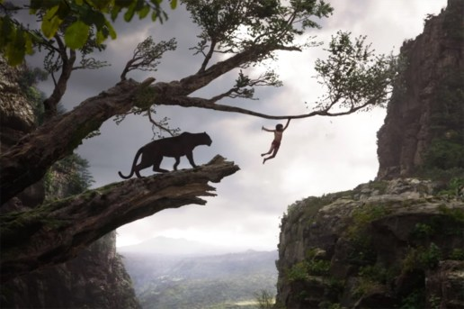 Check out the Latest Trailer for 'The Jungle Book'