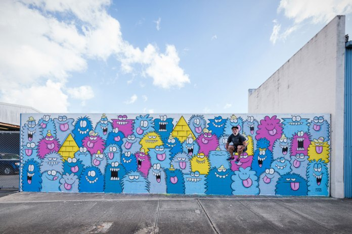 POW! WOW! Hawaii 2016's Most Immersive Murals