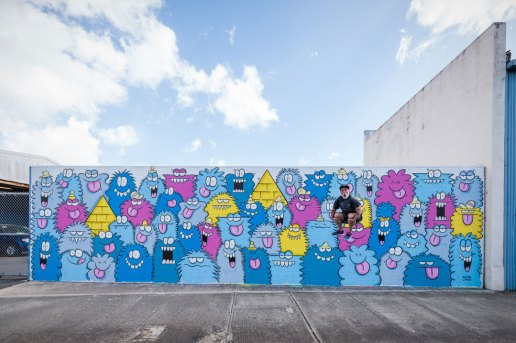 POW! WOW! Hawaii 2016's Most Immersive Murals