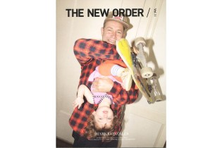 'THE NEW ORDER' Vol. 14 Featuring Mark Gonzales