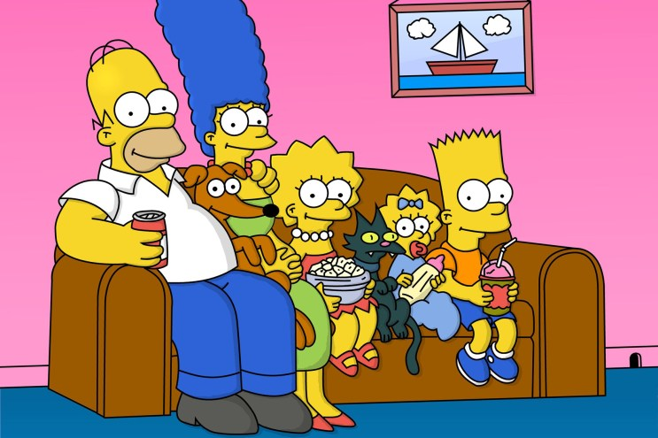 This Site Pairs Every 'Simpsons' Quote With Their Respective Screenshots