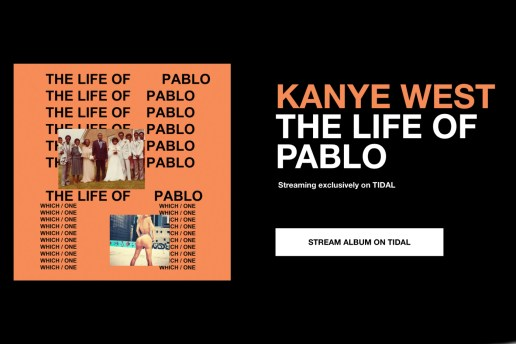Thanks to 'The Life of Pablo,' TIDAL Is Now the #1 App in the U.S.