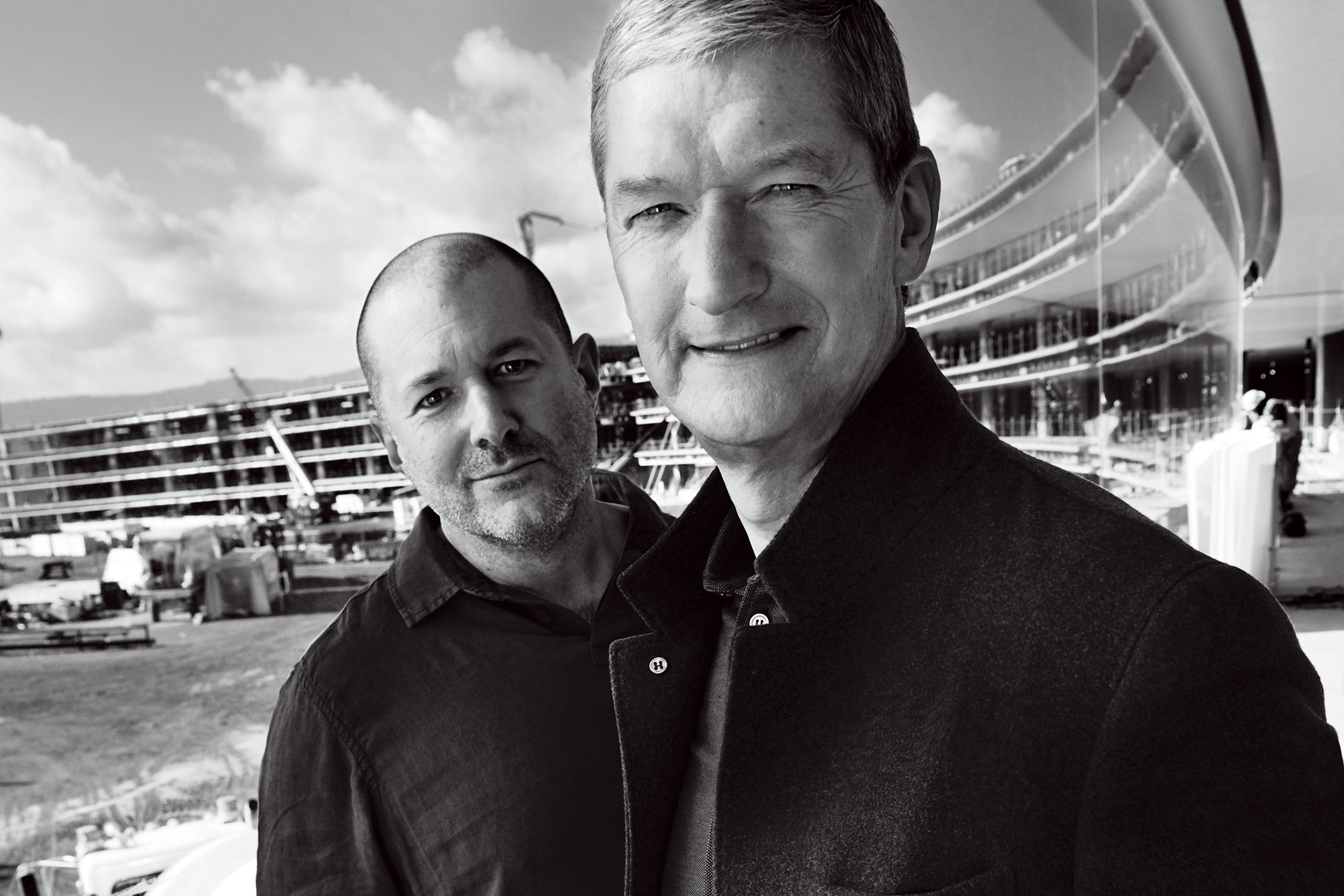 "Tim Cook and Jony Ive Talk About The ""Synergy"" Between Apple and Fashion"