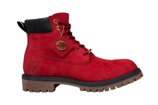 "Timberland Releases 6"" Waterproof Boot Exclusive to the Country of Canada"