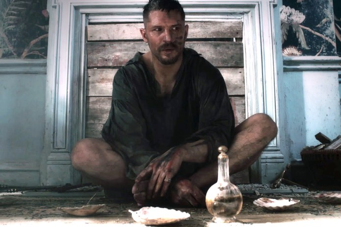 Watch the First Trailer for Tom Hardy & Ridley Scott's Original TV Series 'Taboo'