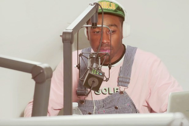 """Tyler, the Creator Made """"Yonkers"""" Beat in Eight Minutes, Interviews Vince Staples"""