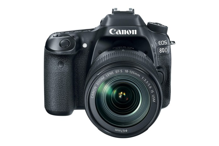 Up Your Camera Game With Canon's New 24 Megapixel 80D DSLR