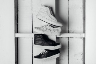 The Vans Perforated Stars Pack Is a Subtle Addition to Classic Silhouettes
