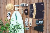 Vans Teams up with Japanese Artist Yusuke Hanai for a Surf-Inspired Spring Collection