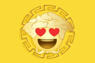 Versace Launches Its Very Own Emoji App