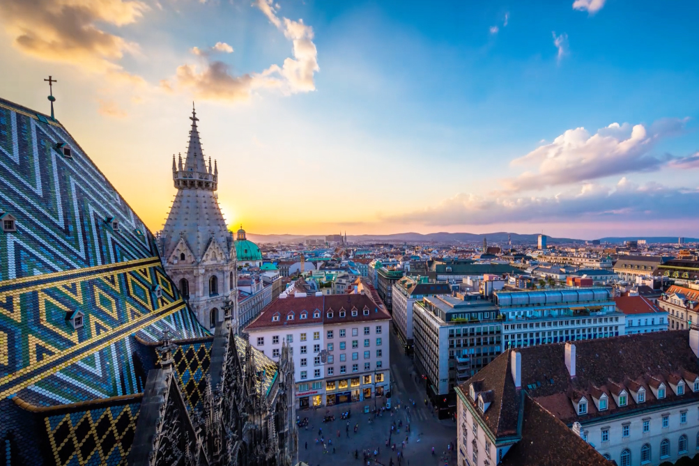 Visit Vienna in This Breathtaking Hyperlapse