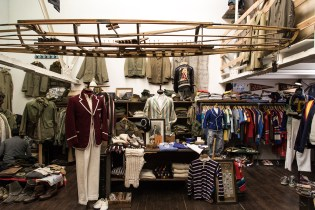 The Vintage Showroom Collection: Inside One of London's Best Kept Secrets in Menswear