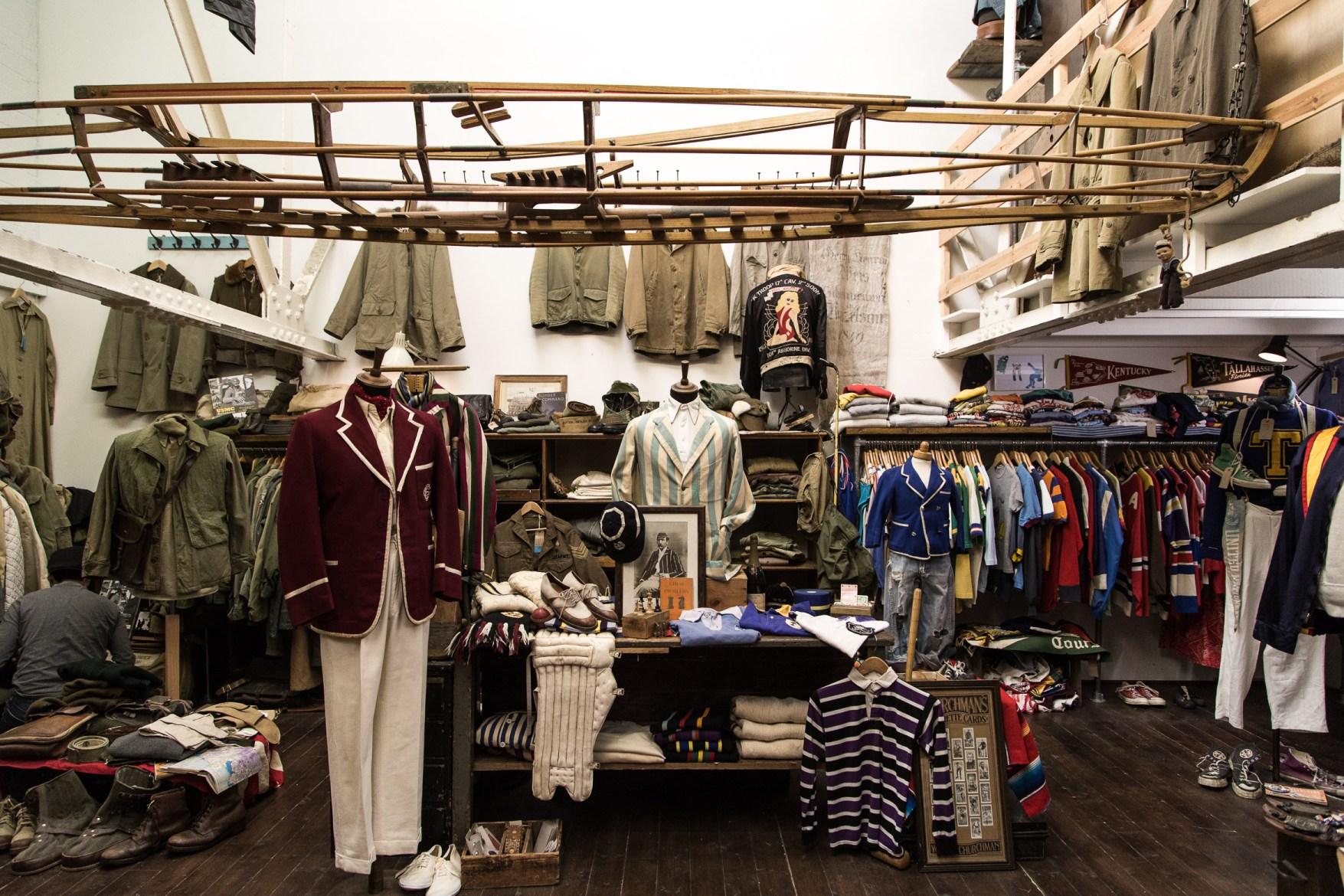 Best Fashion Publication Shops In London