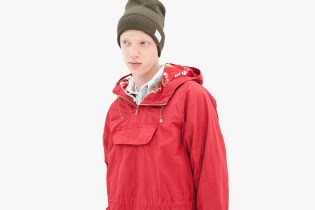 Suit up for Rainy Weather With the visvim Nakota Parka P.O.
